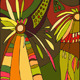 Abstract Ethnic People Background - GraphicRiver Item for Sale