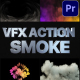 VFX Action Smoke | Premiere Pro MOGRT - VideoHive Item for Sale