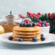 Stack of pancakes as winter holiday treat - PhotoDune Item for Sale