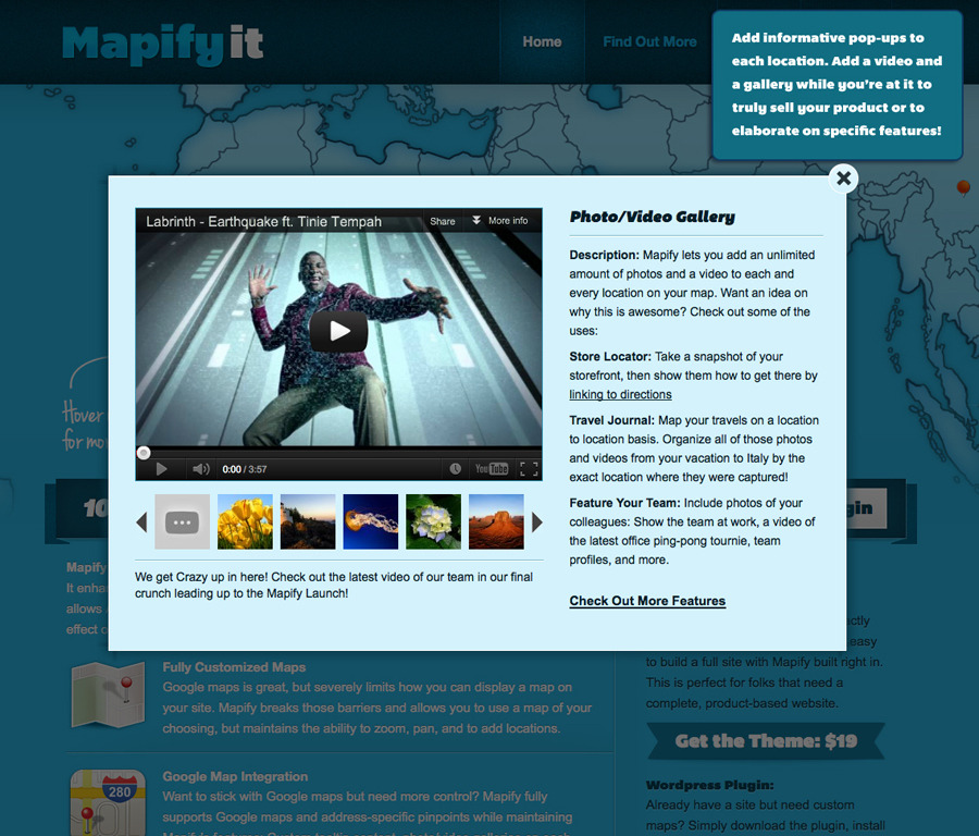 Mapify: The Absolute Best Maps for Wordpress by ScissorBox | CodeCanyon