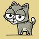 Kitten- Logo Mascot