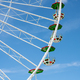 Detail of a coloful ferris wheel - PhotoDune Item for Sale