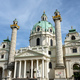 The beautiful Karlskirche in Vienna - PhotoDune Item for Sale