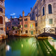 Canal in the old town of Venice - PhotoDune Item for Sale