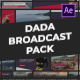 DADA - Broadcast Pack - VideoHive Item for Sale