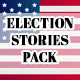 Election Stories and Posts Pack - VideoHive Item for Sale