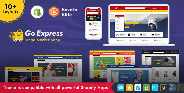 Go Express – Shopify Multi-Purpose Responsive Theme