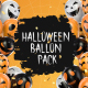 Halloween Balloon Pack - VideoHive Item for Sale