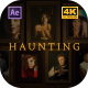 The Haunting - Photo Titles - VideoHive Item for Sale