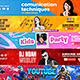 Youtube Banner Template Set 2