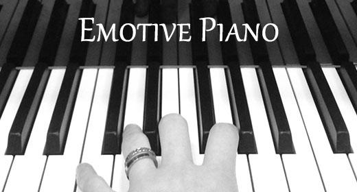 Emotive Piano Solo