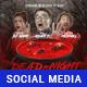 Halloween Social Media Template