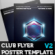 Stunning Nightclub Poster Flyer Template v2 - GraphicRiver Item for Sale