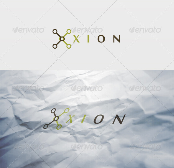 Xion Logo - Letters Logo Templates