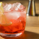 Boozy Refreshing Campari Spritz Cocktail - PhotoDune Item for Sale