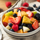 Healthy Homemade Fruit Salad - PhotoDune Item for Sale