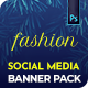 Fashion Social Media Banners
