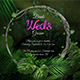 Animated Tropical Wedding Invitation - VideoHive Item for Sale