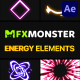 Energy Pack   After Effects - VideoHive Item for Sale