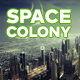Sci-Fi Space Colony