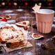 Christmas pastries Dresdnen Stollen - PhotoDune Item for Sale
