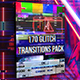 170 Glitch Transitions Pack - VideoHive Item for Sale