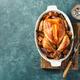 Baked chicken with seasonal vegetables - PhotoDune Item for Sale