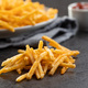 French fries. Fried mini potato sticks. - PhotoDune Item for Sale