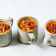 Three large mugs of delicious pumpkin soup - PhotoDune Item for Sale