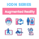 Augmented Reality Icons