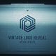 Techno Vintage Logo - VideoHive Item for Sale