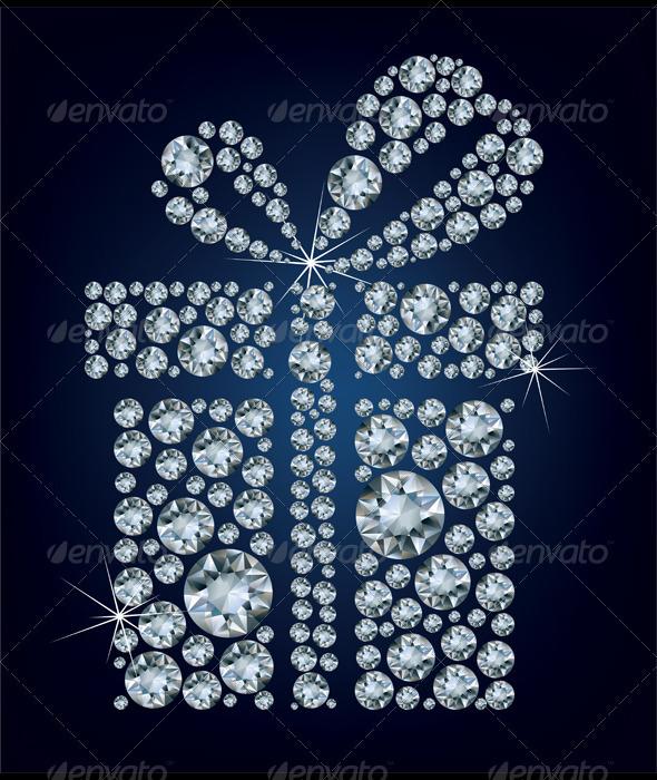 Christmas gift present - Christmas Seasons/Holidays