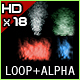 """""""Smoke Pack FX HD"""" (18 videos, Looped+Alpha) - VideoHive Item for Sale"""
