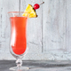 Glass of Singapore Sling - PhotoDune Item for Sale