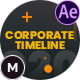 Corporate Timeline - Company History - VideoHive Item for Sale