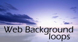 Web Background Loops