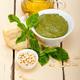 Italian basil pesto sauce ingredients - PhotoDune Item for Sale