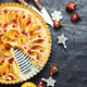 Christmas persimmon cake - PhotoDune Item for Sale