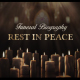 Funeral Biography | Memorial Project - VideoHive Item for Sale