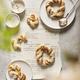 sweet round desserts with glazed sugar - PhotoDune Item for Sale