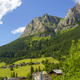 Mountain landscape along the road to Forcella Staulanza at Selva di Cadore, Dolomites - PhotoDune Item for Sale