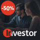Investor - Finance and Investment Joomla Template