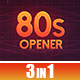 80s Opener - VideoHive Item for Sale