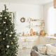 Christmas tree in the room - PhotoDune Item for Sale