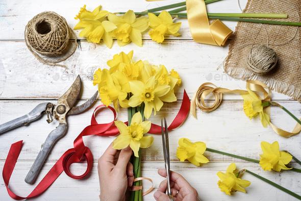 Florist - Stock Photo - Images