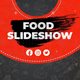 Modern Food Slideshow Template - VideoHive Item for Sale