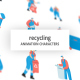 Recycling - Character Set - VideoHive Item for Sale