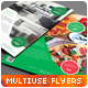 Multipurpose Corporate Flyers, Magazine Ads vol. 3 - GraphicRiver Item for Sale
