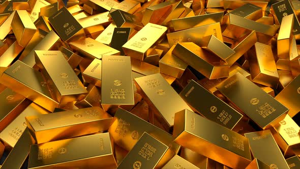 1 Kilo Gold Bars Tered By Footager