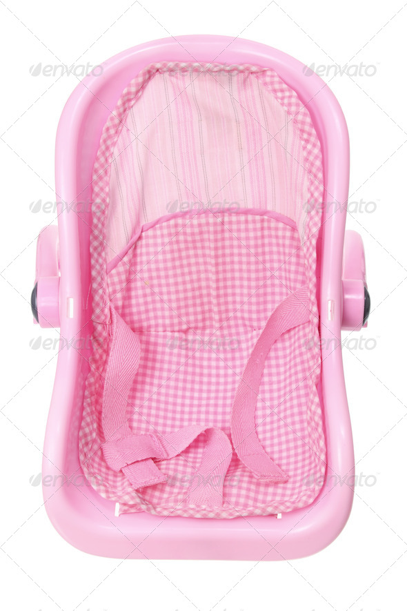 Toy Baby Safety Seat - Stock Photo - Images